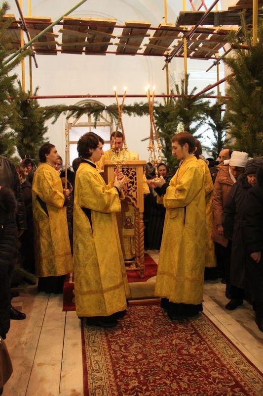 Святителю отче Феофане, моли