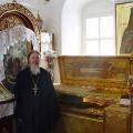 У мощей святителя Феофана Затворника.